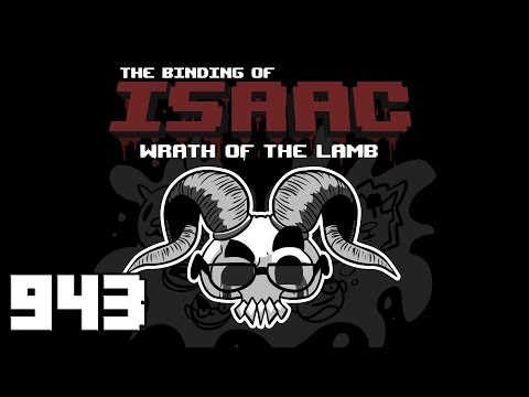 Let's Play - The Binding of Isaac - Episode 943 [Flat]