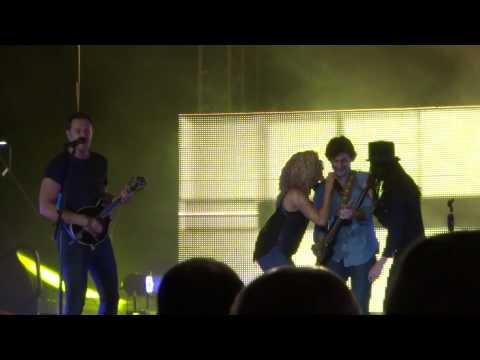 Little Big Town - Pontoon - 08-09-2014 Anderson Indiana Hoosier Park Casino video