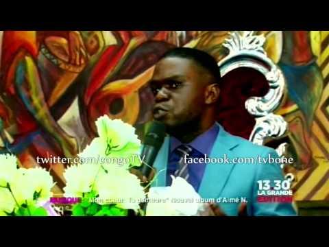 Mon Coeur Ta Demeure nouvel album du frère Aimé Nkanu