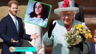 Harry struggles with the Queen so Meghan can return to work sooner after giving birth