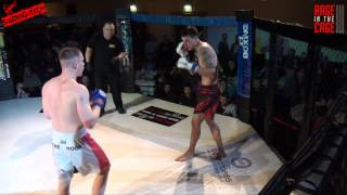 Rage in the Cage 3 Gareth Vanhoof VS Liam Burke SHAREFIGHT COM