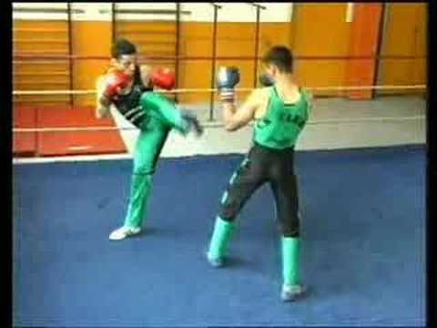 Savate My Champion Techniques Image 1