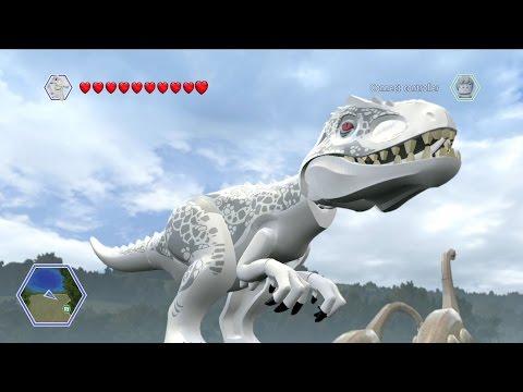 Dinos - LEGO Jurassic World - Gameplay Trailer 2