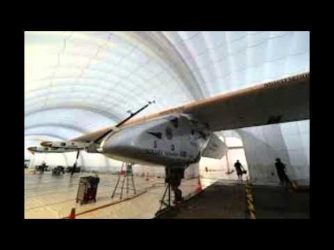 solar impulse plane damaged after landing in japan