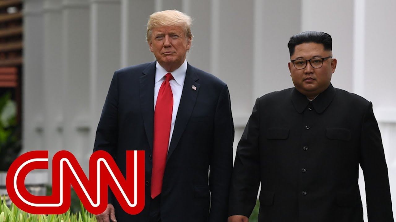 Trump dismisses Kim Jong Un's human rights violations