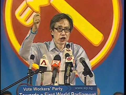 WP's Chen Show Mao at Aljunied GRC rally, May 5