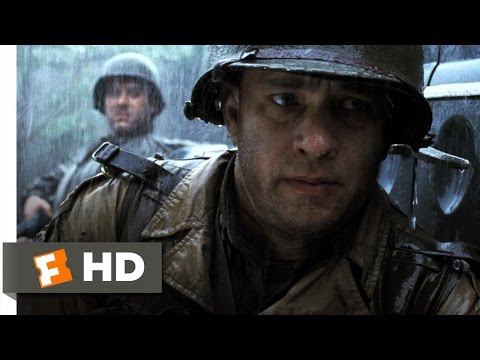 Saving Private Ryan (2/7) Movie CLIP - Sniper In The Tower (1998) HD