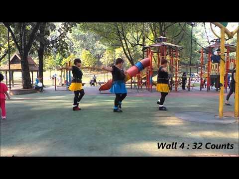 (N78)My Dreams Come True By Nancy Lee (Line Dance)
