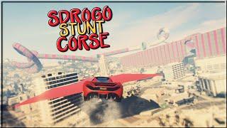 "LA GABBO-RAGE-MODE   SDROGO ""STUNT"" CORSE - GTA V"
