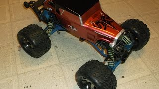 "Traxxas Stampede ""rat rod"" and a game of 20 questions"