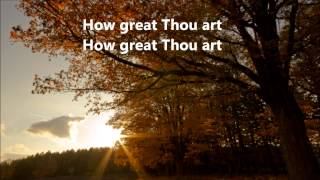 Watch Paul Baloche How Great Thou Art video