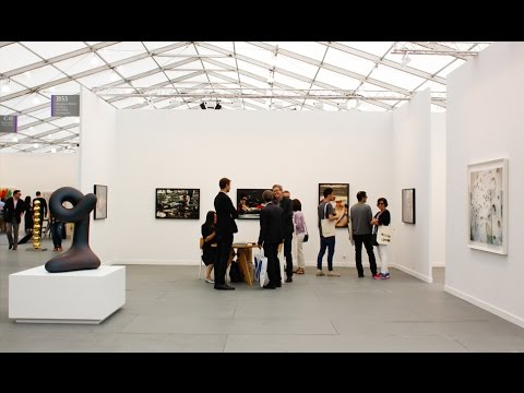 Frieze NYC: A Walk-Through with Art+Auction's Eric Bryant