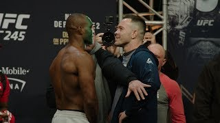 UFC 245: Weigh-in Recap