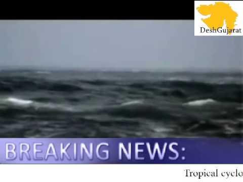 Nilofar cyclone may hit Gujarat's Kutch coast by month-end