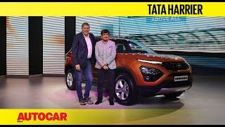 Tata Harrier SUV Launch : Prices Revealed! | Feature | Autocar India