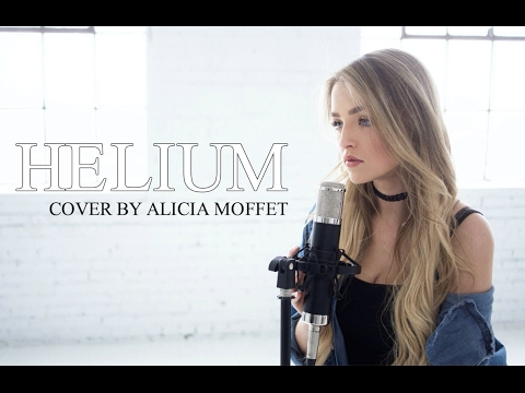 Sia - Helium   Fifty Shades Darker ( Cover by Alicia Moffet )