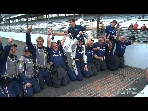 Dodge Viper GTS-R Wins at Indy