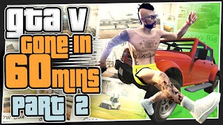 GTA 5 Online - Bailey's Jeep (Gone In 60 Minutes #2)