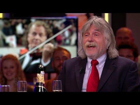 Johan Derksen was kritisch op André Rieu: ''Het werd opeens persoonlijk'' - VOETBAL INSIDE