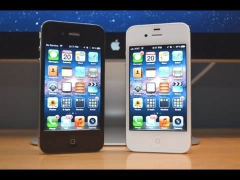 Apple iPhone 4S vs 4: Speed & Performance Comparison