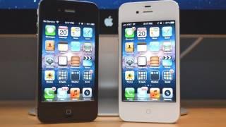 Apple iPhone 4S vs 4: Speed & Performance Comparison
