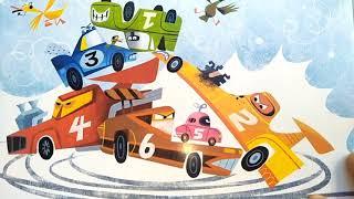 ???? ◾️ Leer nummers voor kinderen-Tel Nummers 1-10-Leer te tellen tot 10 met auto's