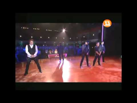 MI NOMBRE ES BACKSTREET BOYS - everybody  (CANTO Y BAILE EN...