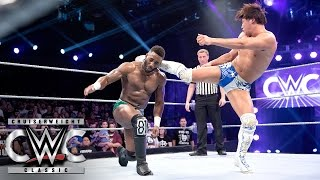 Kota Ibushi vs. Cedric Alexander - Second Round Match: Cruiserweight Classic, Aug. 10, 2016