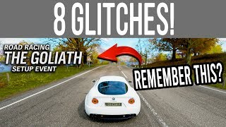Forza Horizon 4 - 8 Glitches That Changed the Game Forever!