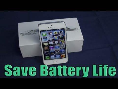 iPhone Battery Life Saving Tips - [How to Save Battery]