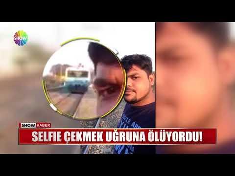 Selfie çekmek uğruna ölüyordu!