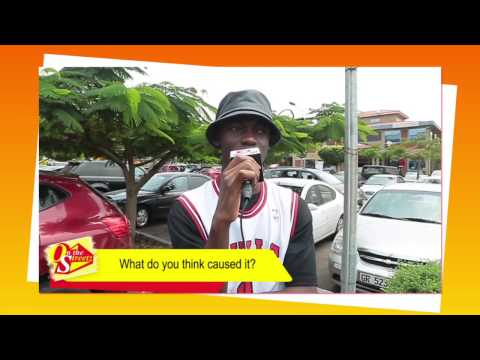 Pulse TV - On The Streetz - Ghanaians react to Cantoments building collapse