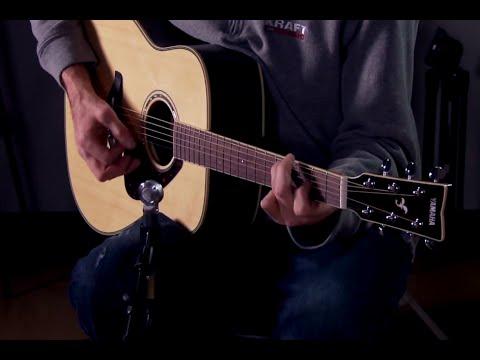 Yamaha FG830 Acoustic Guitar Performance