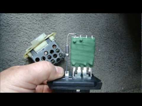 on Do You Have Ford Blower Motor Resistor Problems Or