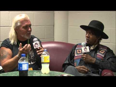 BILLY DAVIS (Taught Jimi Hendrix) Interview w/ Tommy Maher-Maverick Soul Hour- Madhouse TV