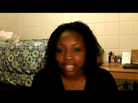 My First Video! Hairfinity and Manetabolism review