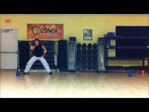 Zumba Fitness Choreography - Pause By Pitbull video