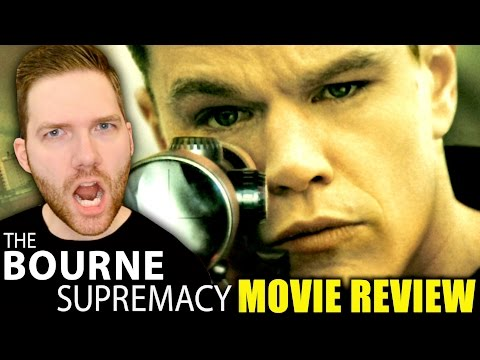 The Bourne Supremacy - Movie Review
