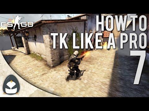 CS:GO - How to teamkill like a Pro 7 (Gfinity 3)