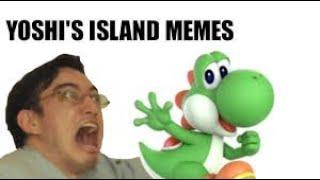 Flower Garden memes COMPILATION (Yoshi's island)