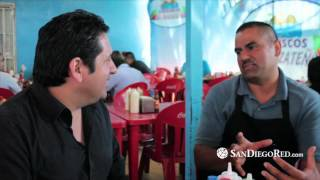 Baja California Dreaming with Bill Esparza @ Mariscos El Mazateño Pt 1