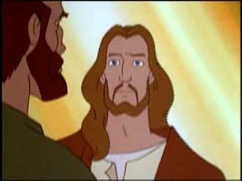 Animated Bible Story Of The Miracles Of Jesus On Dvd video