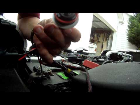 Installing DDM Tuning HID Headlight in Scion XB