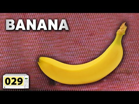 Is It A Good Idea To Microwave A Banana?