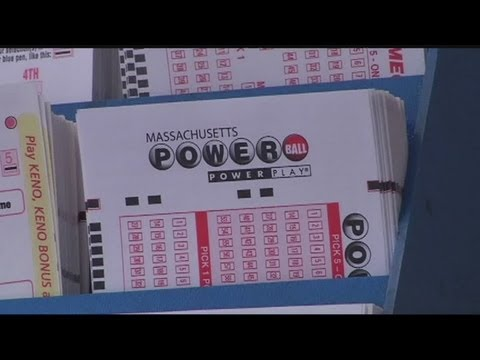 Second largest powerball jackpot