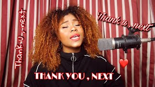Thank you , Next - Ariana Grande // Vanessa Cover