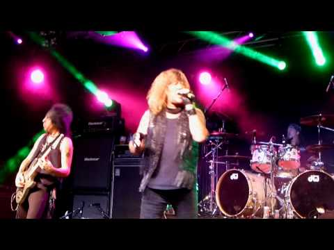 Axxis - Heaven in Black, Heaven in Blue