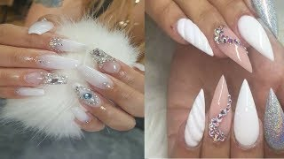 Beautiful and simple nail design - TOP amazing designs of nails compilation Part 4
