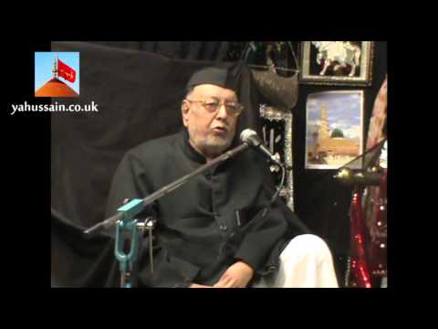 Maulana Mirza Mohammed Athar - Northampton (UK) - Dua-e-Zehra - 19th December 2015