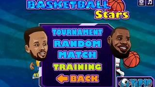 Basketball Stars fun for fans, mini basketball sports game with no flash